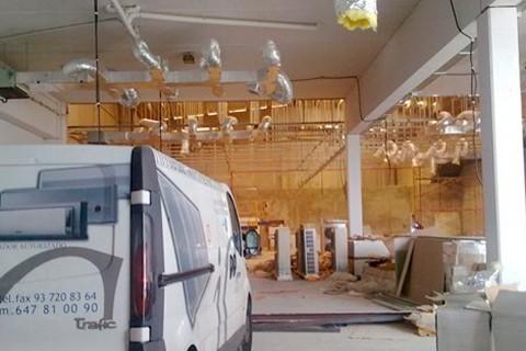 Instaladores aire acondicionado