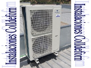 Compresor KAYSUN conductos de 15KW para oficinas