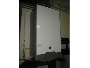 Instalación de caldera ACV Prestige. De 44KW a 50KW. Condensación con acumulación inoxidable de 160L para una casa de 500m2